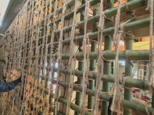 竹小舞掻き