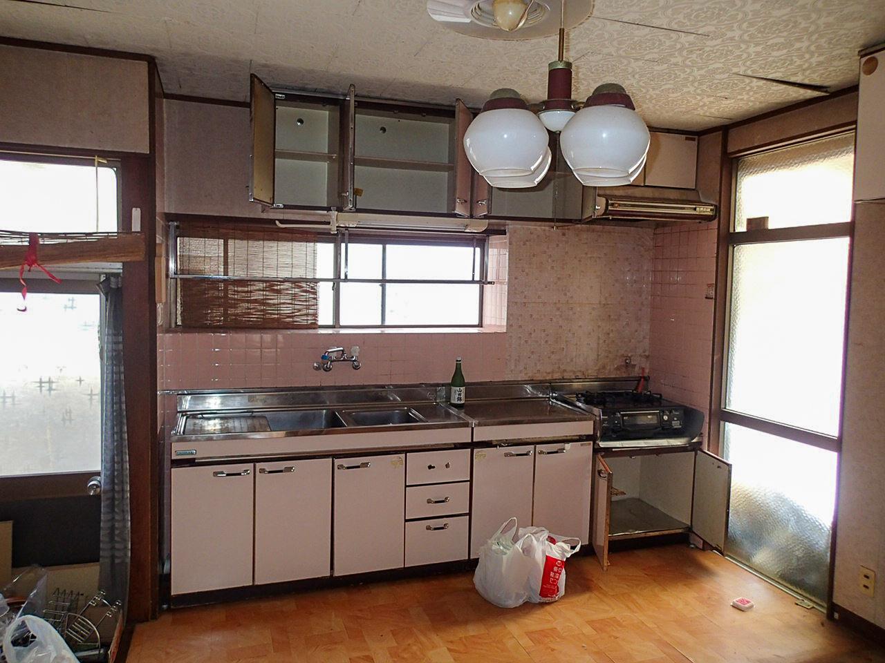 F様邸 キッチン改修前