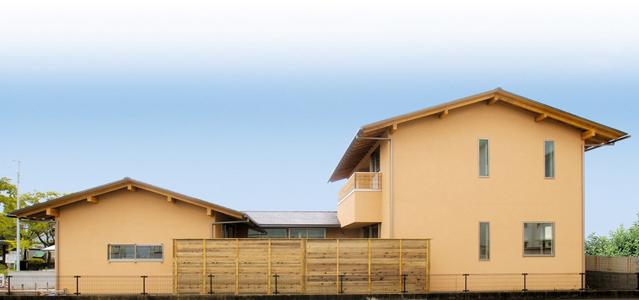 和風住宅を現代風にアレンジしたデザイン住宅
