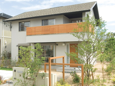 こだわりと工夫満載 柔らかい光に満ちたmy style住宅