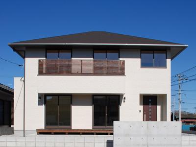 20代からの家づくり 今時のベーシックスタイル新築