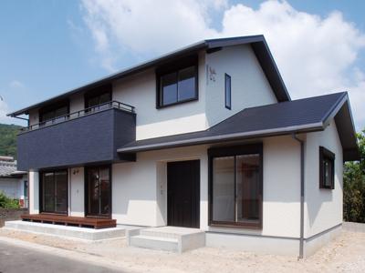 開放感溢れる和モダンな注文住宅AZUSA