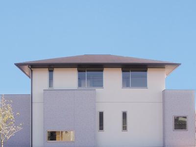 杉無垢材の梁が印象的 20代で建てる注文住宅