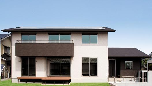 収納充実 限られたスペースで使いやすさを追求した新築