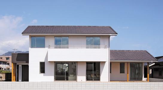 「田の字」プランで、居心地の良い住まいをデザインする注文住宅